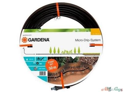 Шланг Gardena сочащийся для подземной и наземной установки 13,7 мм, 50 м