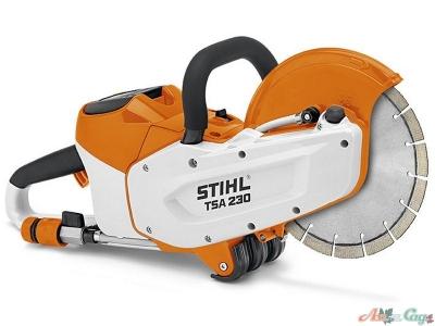 Аккумуляторный бензорез Stihl TSA 230