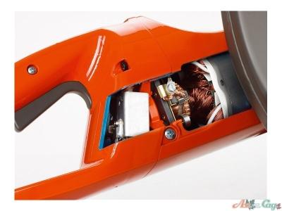 Обеспечивает плавный запуск и нормальный режим работы предохранителя