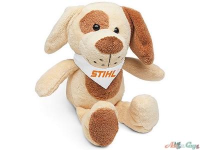 "Игрушка Stihl ""Плюшевая собака"""