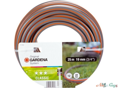 """Шланг Gardena Classic 3/4"""" 25м."""
