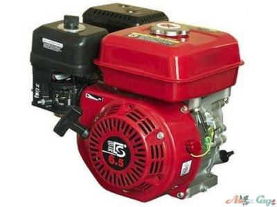 Двигатель Saber DBS 168 FD