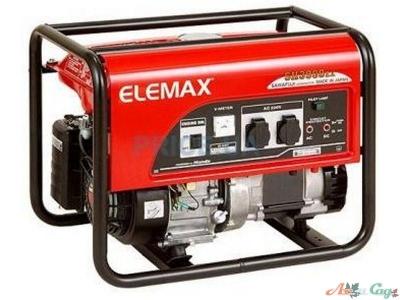 Генератор Elemax  SH 4600 EX