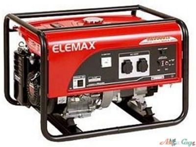 Генератор Elemax SH 6500 EX