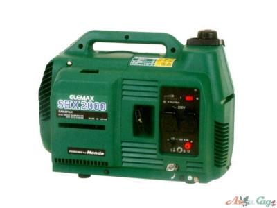 Генератор Elemax SH 2000EX