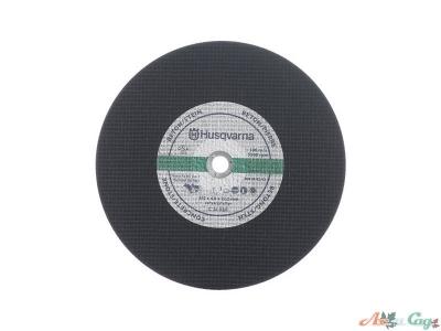 """Абразивный диск Husqvarna D400-1"""" для рельсов"""