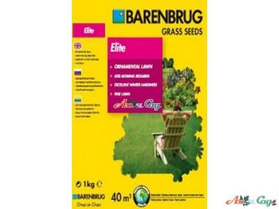 Семена газонной травы Barenbrug Elite 1 кг