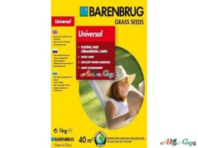 Семена газонной травы Barenbrug Universal 1 кг