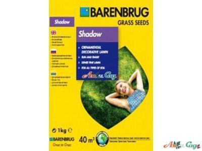 Семена газонной травы Barenbrug Shadow 1 кг