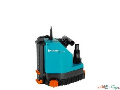 Погружной насос Аквасенсор 9000 Comfort: 320W, Gardena