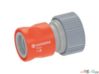 """Коннектор Gardena Профи с автостопом 19 мм (3/4"""")"""