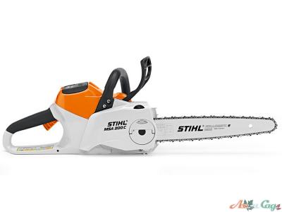 Аккумуляторная пила Stihl MSА 200 С