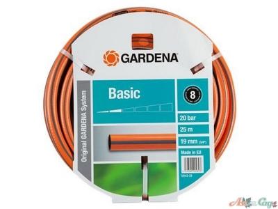 "Шланг Gardena Basic 19 мм (3/4""), 25 м"