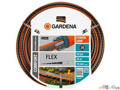 """Шланг Gardena Comfort FLEX 19 мм (3/4""""), 25 м"""