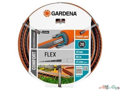 """Шланг Gardena Comfort FLEX 13 мм (1/2""""), 50 м"""