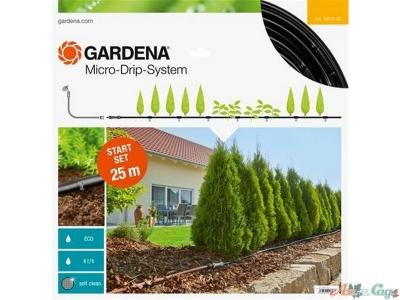 Набор микрокапельного полива Gardena для наращивания