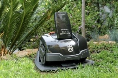 Газонокосилка-робот Husqvarna AM 420