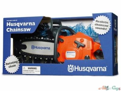 Бензопила- игрушка Husqvarna