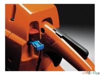 Комбинированное управление дроссельной заслонкой/остановкой двигателя обеспечивает легкий запуск и снижает риск нестабильной работы двигателя