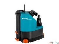 Насос дренажный для чистой воды Gardena 13000 Comfort aquasensor