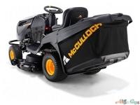 Трактор садовый McCulloch M 200-107TC
