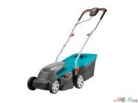Аккумуляторная газонокосилка Gardena PowerMax Li-18/32