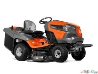 Трактор садовый Husqvarna  TC 242TX