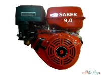 Двигатель Saber DBS 177F