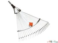 Грабли Gardena веерные регулируемые 30-50 см