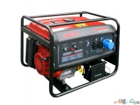 Бензиновый генератор AL-KO 6500D-С