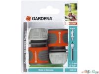 """Коннектор Gardena 13 мм (1/2"""") 2 шт"""
